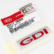 Genuine OEM Kia Cerato Forte Koup GDI Logo Emblem Tailgate Trunk 86317-1M000