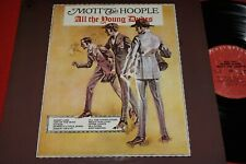 MOTT THE HOOPLE All The Young Dudes / US Reissue LP CBS COLUMBIA PC 31750