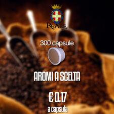 REALE CAFFÈ- 300 CAPSULE Cialde Caffè compatibili Lavazza Espresso Point