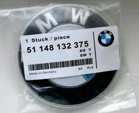 82 mm Emblem For BMW Front Hood Rear Trunk Bonnet Boot Roundel Badge E30 E39 E32