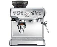 Sage The Barista Express Automatische Espressomaschine - Gebürsteter Edelstahl