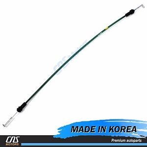 OEM Door Handle Cable Inner Front DRIVER for 2004-09 Kia Spectra 813712F000⭐⭐⭐⭐⭐