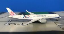 China Airlines Airbus A350-900 B-18917 60th 1/400 scale diecast JC Wings