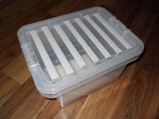 Magic farm's 2in1 oyster mushroom incubator/fruiting chamber kit & 10 grow pots