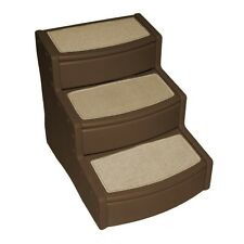 """Pet Gear Easy Steps Iii Extra Wide, Chocolate PG9730XLCH STEPS 25"""" x 20"""" x 23"""""""