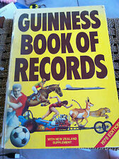 Guinness Book of Records - New Zealand Supplement 1978