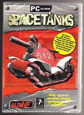 SPACE TANKS 512 - AGE 7+ - WINDOWS 95/XP - PC CD-ROM ARCADE GAME - NEW & SEALED