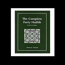 The Complete Forty Hadith ( Islamic Books in English ) Brand New by: TAHA