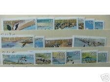 Isle Of Man 1983 Bird Defins 16 values Sg 232-43 Sc 224-39
