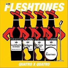 LOS FLESHTONES QUATRO X QUATRO YEP ROC RECORDS LP VINYLE 180 GR NEUF