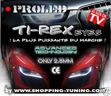 BANDE LED TI-REX FEUX DEVIL EYES PEUGEOT 206 306 406 CC