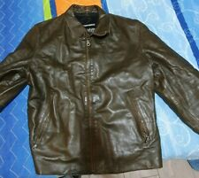 Harley Davidson hd11j7y3202-839 Giacca in pelle Leather Jacket TG.XL EU