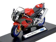 MOTO APRILIA RSV 1000 R  - 1/18 Welly