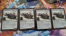 N°0148 - Magic - Dragster de la course ovale 225/264 - Kaladesh Lots de 4 cartes