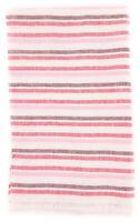 "74/"" x 27/"" New $250 Luigi Borrelli Blue Striped Long Scarf LBSS1286"