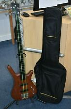 Warwick Corvette Standard 4 String BASS Guitar w/ Warwick Bass Case