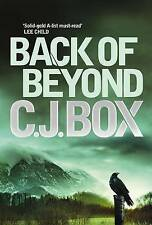 Back of Beyond by C. J. Box BRAND NEW BOOK (Paperback, 2012)