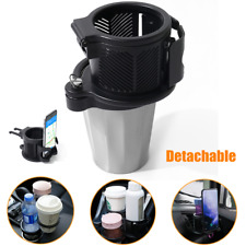 Car Interior A/C Vents Seat Drink Cup Holder Air Outlet Bottle Water Phone Stand