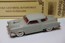 BROOKLIN BRK 17 1952 STUDEBAKER CHAMPION STARLIGHT COUPE 1/43