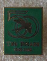 THE BRIARS ONTARIO RESORT1942-1992  50th. ANNIVERSARY SOUVENIER PIN ÉPINGLETTE