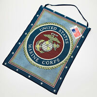 United States Marine Corps USMC Seal Semper Fi Tapestry Bannerette Wall Hanging