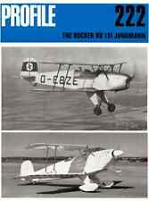 AERONAUTICA AIRCRAFT Publications Profile 222 - Bücker Bü 131 Jungmann -  DVD