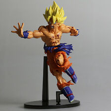 DBZ Figures Gokou Anime Dragon Ball Z Super Saiyan Son Toys Collection Kids Gift
