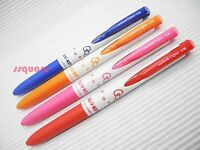 4 Colors x Uni-Ball Hello Kitty Signo UMN-185KT 0.38mm Rollerball Gel Ink Pen