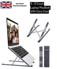 Portable Adjustable Laptop Stand Tablet Holder Desk Riser For Notebook MacBook