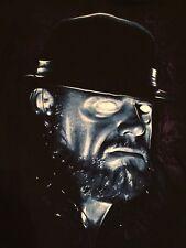 The Undertaker T-Shirt L Large WWE WWF Hybrid The Original Deadman WCW NXT