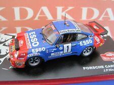 Die cast 1/43 Modellino Auto Porsche Carrera RS Rally Monte Carlo 1979 J.Nicolas