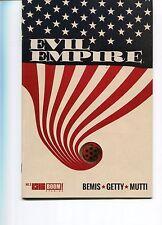 EVIL EMPIRE #3 - MAX BEMIS SCRIPTS & RANSOM GETTY ARTWORK  - BOOM STUDIOS - 2014