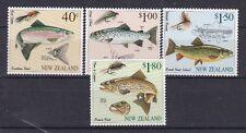 Nuova Zelanda New Zealand 1997 Pesca a mosca 1657-60 MNH