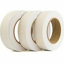 Postage Tape Rolls, 613-H, 3 Rolls, White High Performance Connect Series