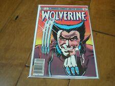 WOLVERINE #1 2 3 4 Limited Series Full Set (1982) Marvel Comics Frank Miller NM