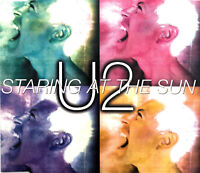 U2 ‎Maxi CD Staring At The Sun - Europe (EX/EX+)
