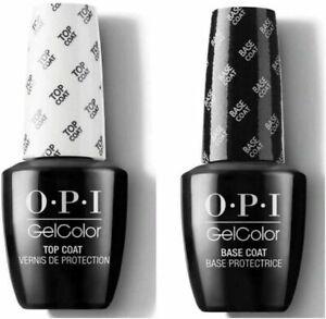 Base Coat & Top Coat Nail Gel Polish - 15ml UK Seller OPI Gel Color ⭐⭐⭐⭐⭐