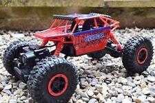 Spider-Man 4WD Rock Crawler RADIO CONTROL REMOTO COCHE 2.4GHZ Off Road