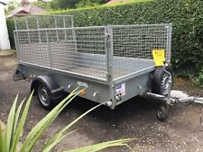 IFOR WILLIAMS trailer P8E 8' X 5' UNBRAKED