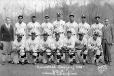 1931 Homestead Grays Team PHOTO  Best Ever Negro League Baseball Stars Champs