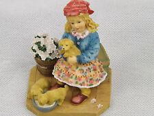 Little Rascals Leonardo Figurine Decorative Ornament Crisalis Christine Haworth