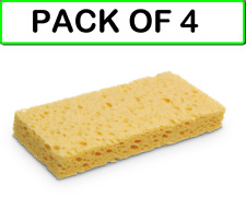 (PACK OF 4) Weller WCC104 Replacement Sponge for WLC100 Soldering Stations