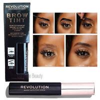 Makeup Revolution Semi Permanent Eyebrow Tattoo Brow Tint Dark Brown