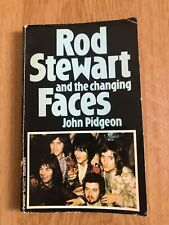 Rod Stewart and the changing Faces, John Pidgeon (Paperback, 1976)