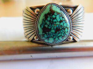 vintage  Sunshine Reeves sterling turquoise (signed) $560 or best offer