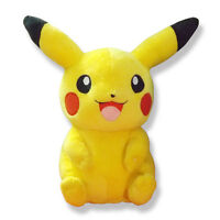 46| pikachu-peluche pokémon 25 cm-pokémon-peluche-jouet-pokémon-go-pikachu
