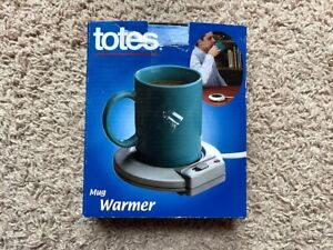 Totes Mug Warmer Model #71413 Great To Keep Your Coffee Tea Hot Kitchen.Open box