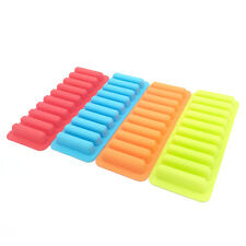 Silicone Ice Cube Tray Mold Mould Water Stick Bottle Ice Cream Markers Tools AU