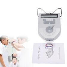 Optometry Digital Pupilometer Optical PD Meter LED Lamp Focusing distance adjust