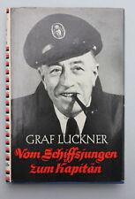 Felix Graf von Luckner - Vom Schiffsjungen zum Kapitän